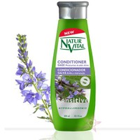 Natur Vital Sensitive Hair Conditioner 300 Ml