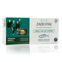 Zade Vital Omega 3 Balık Yağı 900 Mg Yetişkinler İçin 60 Kapsül