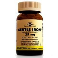 Solgar Gentle Iron 25 Mg 90 Kapsül