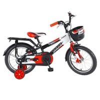 """Ümit 16"""" Stitch 1640 ATB Çelik Kadro V Fren 1 Vites Erkek Çocuk Bisikleti"""
