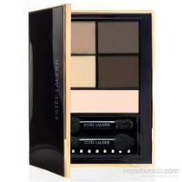 Estee Lauder Pure Color Envy Sculpting 5-Color Eyeshadow-02 Linen 5'li Göz Farı