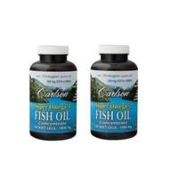 Carlson Omega 3 Balık Yağı Kapsülü 2Li