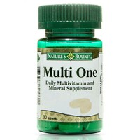 Nature's Bounty Multi One 30 Tablet