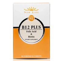 New Life B12 Plus 60 Tablet