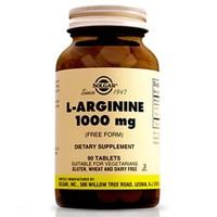 Solgar L-Arginine 1000 Mg 90 Tablet