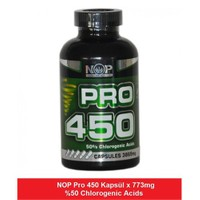 Sepe Natural Nop Pro 450 & %50 Chlorogenic Acids (450 Capsules X 773Mg)
