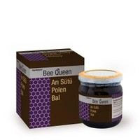 Sepe Natural Bee Queen Arı Sütü + Polen + Bal 230 Gr
