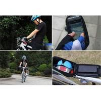 Markacase Galaxy S3-S4-S5-S6-S6 Edge Roswheel Bisiklet Çantası Telefon Bölmeli
