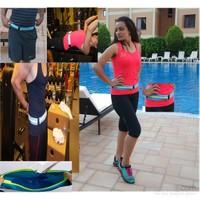 Csı Unisex Ultra Slim Spor Bel Cantası,Koşu ,Yürüyüş,Bisiklet