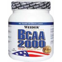 Weider BCAA 2000 (3000 mg - 150 tablet)