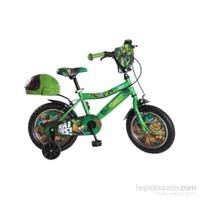 """Ümit 1445 Ninja Turtles 14"""" Çocuk Bisikleti"""