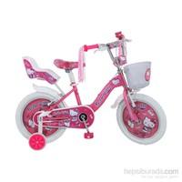 """Ümit 1616 Hello Kitty 16"""" Çocuk Bisikleti"""