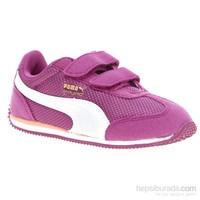 Puma Whirlwind Mesh V Çocuk Spor Ayakkabı 357231061 (28-35)