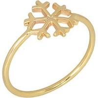 Goldstore 14 Ayar Altın Kartanesi Yüzük GRF16475