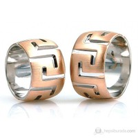 Berk Kuyumculuk Gümüş Alyans 5506 (Çift Fiyatı)