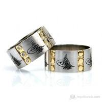 Berk Kuyumculuk Gümüş Alyans 5509 (Çift Fiyatı)