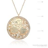 Gumush Gümüş Ayet'el Kürsi, Nazar Duası ve Allah Yazılı Kolye
