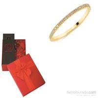 Melis Gold Sevgiliye Özel Altın Tamtur Yüzük HP0097 + PARFÜM HEDİYE!!
