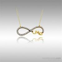 Sheamor Sonsuzluk Arapça Aşk Altın Kolye