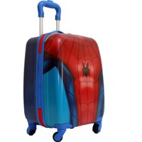 Hakan Çanta 89146 Spıderman Çocuk Valiz Bavul