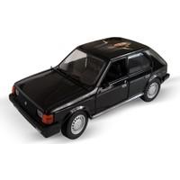 Motormax Kişiye Özel Lisanslı Motor Max 1:24 1985 Dodge Omni Glh (Siyah) Model