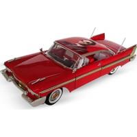 Motormax Kişiye Özel Lisanslı Motor Max 1958 Plymouth Fury 1:18 Model Araba