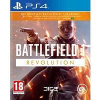 PS4 Battlefield 1 Revolution