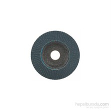 Bosch - Flap Zımpara Diski - 115 Mm, 22,23 Mm, 80 Kum