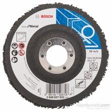 Bosch - Temizleme Keçesi - 115 Mm, 22,23 Mm, Sic, 8350 U/Min