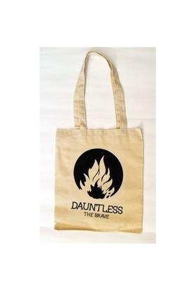 Köstebek Dauntless The Brave Bez Çanta