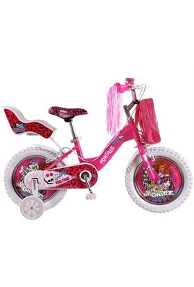 "14"" Monster High Bisiklet"