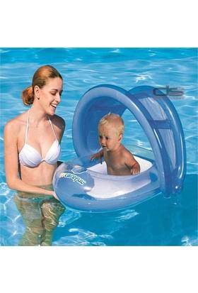 Bestway Bot Gölgelikli Baby Float