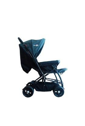 Comfymax Çift Yönlü Bebek Arabası - Gri
