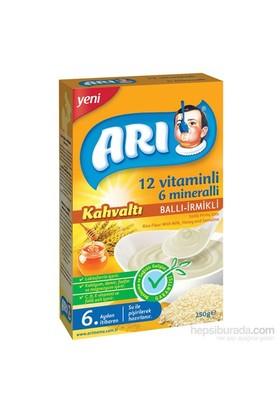 Arı Mama Kahvaltı Sütlü Ballı İrmikli Pirinç Unu 250 gr