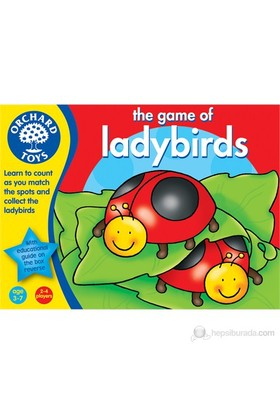 Orchard The Game Of Ladybirds / 3 - 7 Yaş