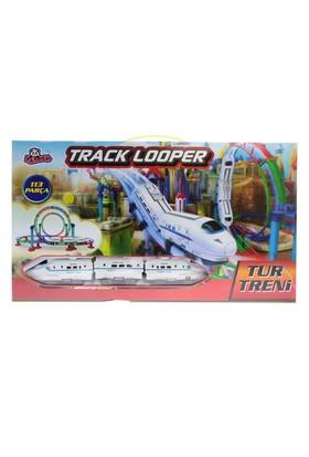 Vardem Işıklı Tren Set 113 Parça