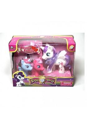 Vardem Sevimli Pony Ailesi