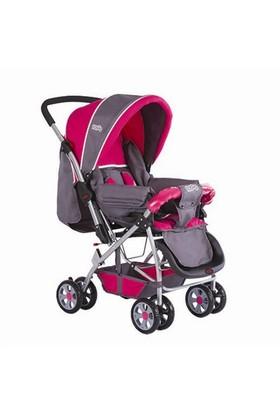 Rosso 3010 Lüx Çift Yönlü Bebek Arabası Puset