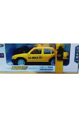 Kumandalı Şarjlı Taksi U/K Araba