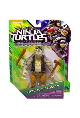 Ninja Kaplumbağalar Rocksteady Film Figür 12 Cm