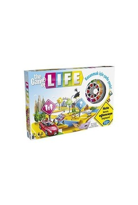Hasbro 04000 Game Of Life