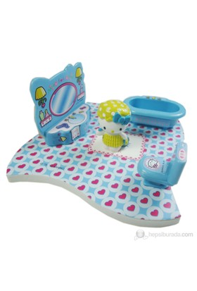 Hello Kitty Evim Güzel Evim Banyo