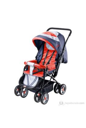 Baby2go Camino 4036 Puset Bebek Arabası - Kırmızı