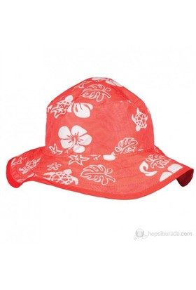 Kidz Banz Kırmızı Turtle Çift Taraflı Şapka Unisex