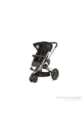 Quinny Buzz Çift Yönlü Bebek Arabası - Rocking Siyah