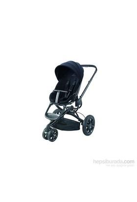 Quinny Moodd Lüks Çift Yönlü Bebek Arabası - Siyah Devation