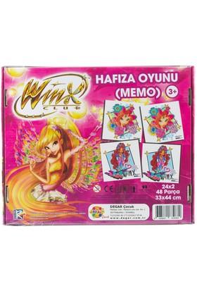 Degar Oyuncak Winx Hafıza Oyunu