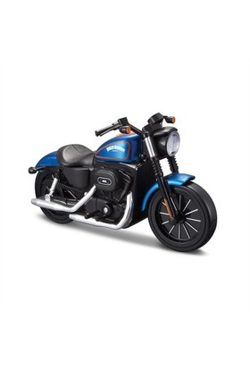 Maisto Tech Harley Davidson 2014 Sportster Free Rolling Sesli Motorsiklet