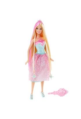 Barbie Uzun Saçlı Prensesler Dkb60