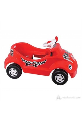 Babyhope Rally Pedallı Araba / Kırmızı